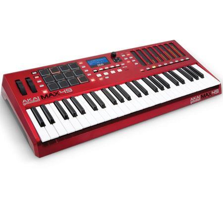 Akai MAX USBMIDICV Keyboard Controller 293 - 98