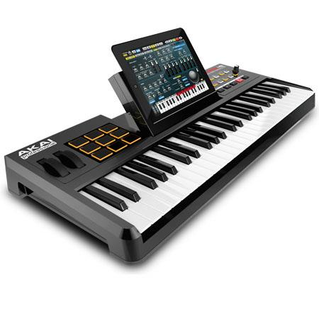 Akai SynthStation Note Keyboard Controller iPad MIDI Gear 140 - 692