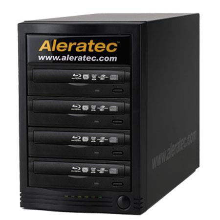 Aleratec Blu RayDVDCD Tower Publisher HLS DuplicatorDVD ROMCD ROM 144 - 468