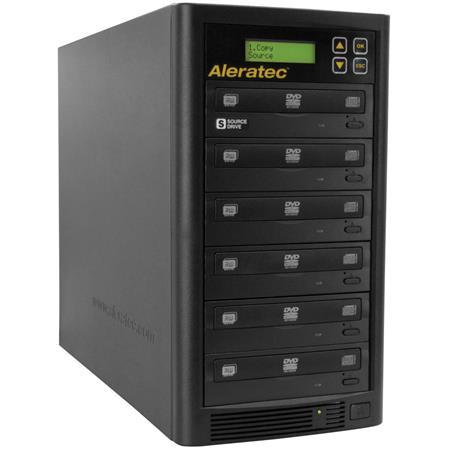 Aleratec DVDCD Copy Tower Stand Alone DuplicatorDVD ROMCD ROM Read Speed 237 - 125