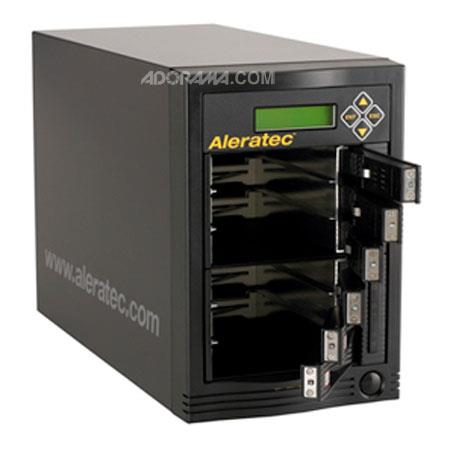 Aleratec HDD Cruiser Hard Disk Drive Duplicator and HDD Sanitizer 86 - 391