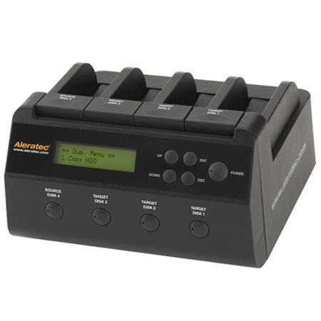 Aleratec HDD Copy Dock Bay Duplicator USB or eSATA Connectivity 66 - 263