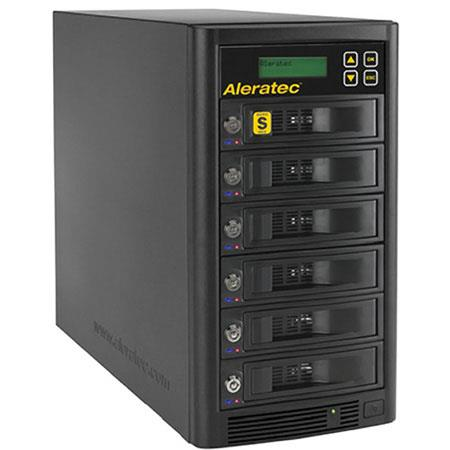Aleratec HDD Copy Cruiser High Speed HDD Duplicator and HDD Sanitizer 157 - 607