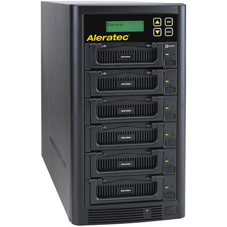 Aleratec HDD Copy Cruiser IDESATA High Speed Duplicator 77 - 615