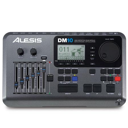 Alesis DM High Definition Drum Module Dynamic Articulation 96 - 500
