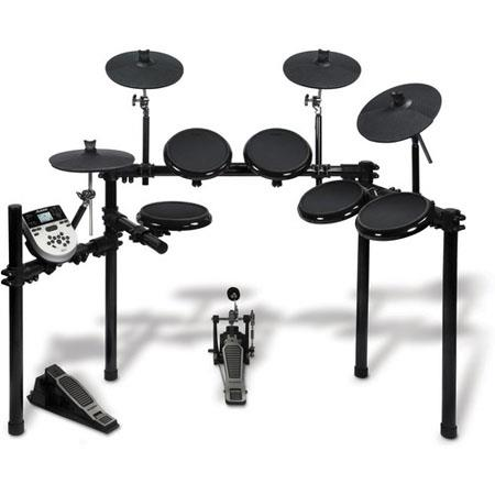 Alesis DMX KIT Advanced Electronic Drum Set Cymbal Pads 122 - 793