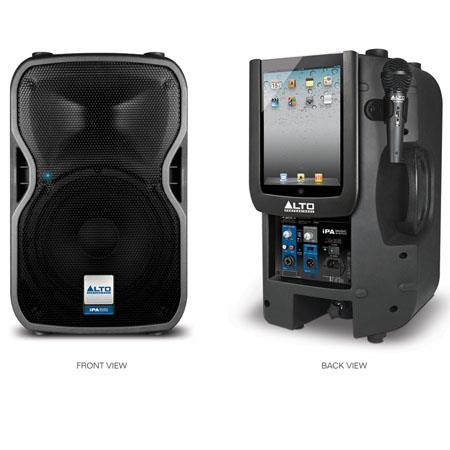Alto iPA Music System Powered Speaker Watts Peak Power 67 - 526