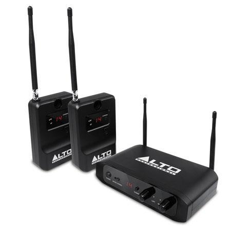 Alto Stealth Wireless Channel Wireless Loudspeaker System 173 - 203