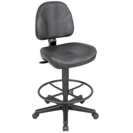 Alvin Premo Leather Drafting Ergonomic Chair CK Height Extension Kit 243 - 279