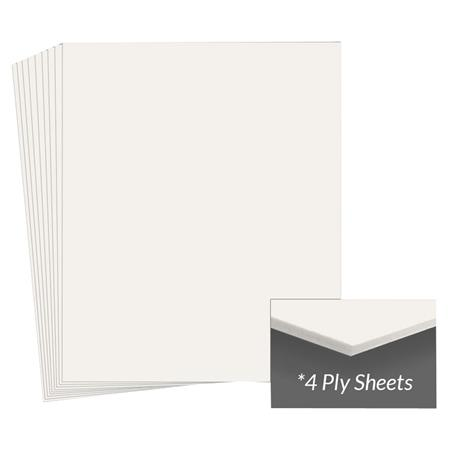 Archival Methods Conservation Mat BoardPly Pearl Package of  49 - 674