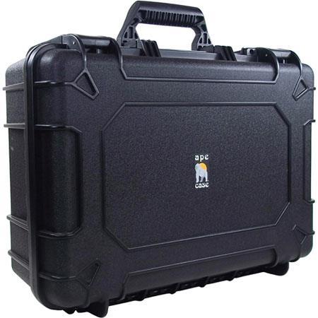 Ape Case ACWP Medium Watertight Hard Case Pick and Pluck Foam Interior 208 - 250