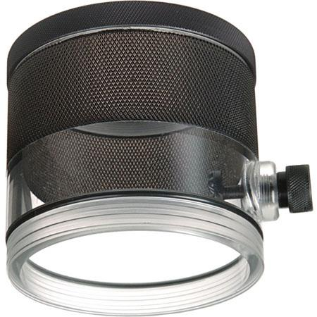 AquaTech LP WZ MKII Flat Port Canon EF fL USM Zoom Lens 200 - 337
