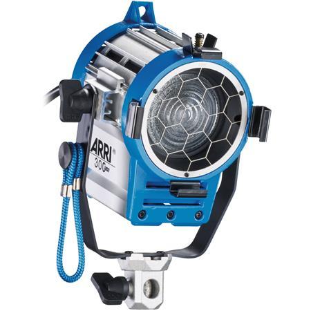 Arri Junior Tungsten Fresnel Light Lens Watt Volts AC 312 - 39