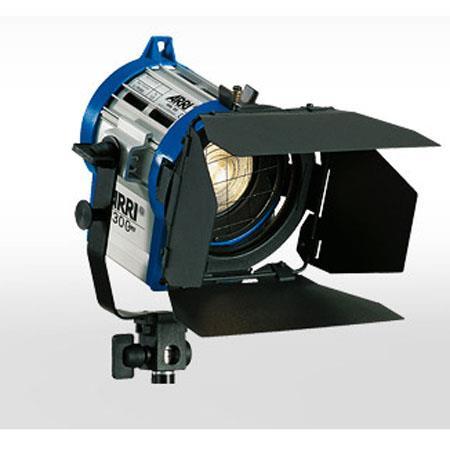 Arri Junior Tungsten Fresnel Light Lens Hanging Model Watt Volts AC 250 - 45