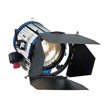Arri Studio Tungsten Fresnel Light Lens Stand Model Watt Volts AC 234 - 438