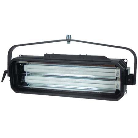 Arri Studio Cool Two Tube Fluorescent Light Unit Non Dimming Hanging Model Watt Volts AC 84 - 543