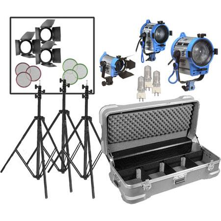 Arri Compact Fresnel Kit Wheels 74 - 403