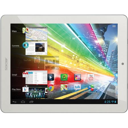 Archos Platinum HD Tablet Computer Quad Core GHz GB RAM GB Internal Flash Storage Android Jelly Bean 62 - 492