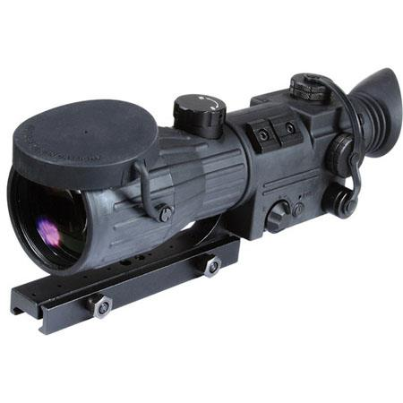 Armasight OrionGEN Night Vision Riflescope F Fmm Lens System m to infinity Range of Focus Waterproof 77 - 210