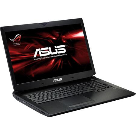 Asus ROG GJX DB LED Gaming Anti Glare Notebook Computer Intel Core i HQ GHz GB RAM TB HDDGB SSD Wind 17 - 172