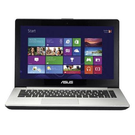 Asus VivoBook VLA DST Touchscreen Notebook Computer Intel Core i U GHz GB RAM GB HDD Windows Silver 252 - 487