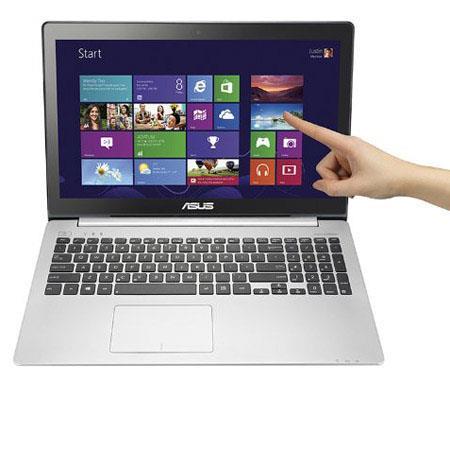 Asus Vivobook VLA DHT HD Touchscreen Notebook Computer Intel Core i U GHz GB RAM GB HDD Windows Silv 242 - 138