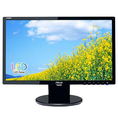 Asus VEH Widescreen LED Backlit LCD Monitor Resolution cdm Brightness ms Response Time Aspect Ratio 265 - 619