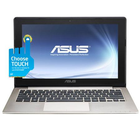 Asus VivoBook Touch Screen Notebook Computer Intel Core i U GHz GB DDR RAM GB rpm HDD Windows Bit Me 68 - 75