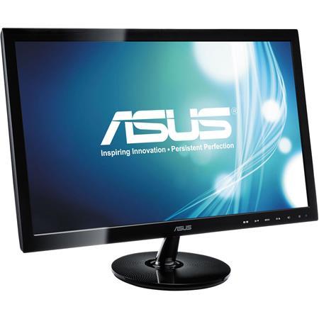 Asus VSH P LED Backlit Widescreen Computer Display cdm BrightnessResolution Contrast Ratio 58 - 390
