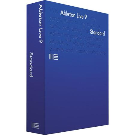 Ableton Live Standard Upgrade from Live Intro Software 42 - 653