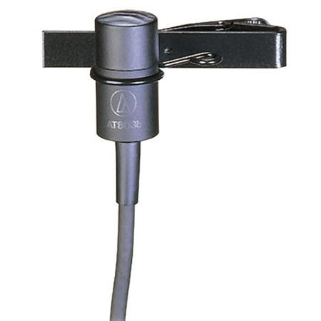 Audio Technica ATB Omni Directional Lavalier Condenser Microphone 83 - 338