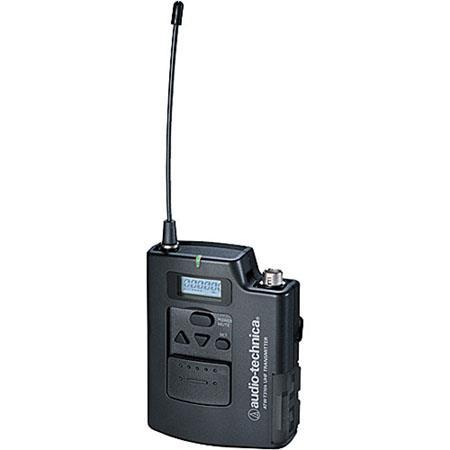 Audio Technica ATW TBD Wireless UniPak Body Pack Transmitter Band C MHz 255 - 18
