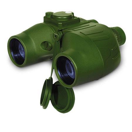 ATNC Omega Class MilitaryLEMarine Binocular Compass Porro Prism Waterproof deg Angle of View 10 - 430