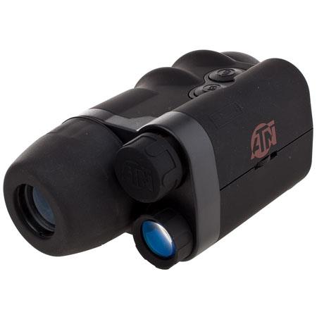 ATN DNVMDigital Night Vision Monocular Built In IR Illuminator Water and Fog Resistant 45 - 53