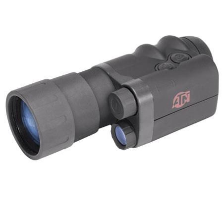 ATN DNVMDigital Night Vision Monocular Built In IR Illuminator Water and Fog Resistant 245 - 298