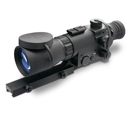ATN Aries MKNight Vision Riflescope lpmm Resolution F Fmm Lens System m infinity Focus Range on Reti 174 - 110