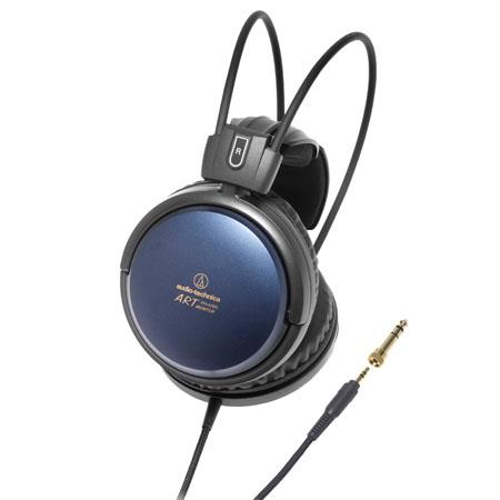 Audio Technica ATH AAudiophile Closed back Dynamic Headphones Hz Frequency Response mW Input Power O 152 - 13