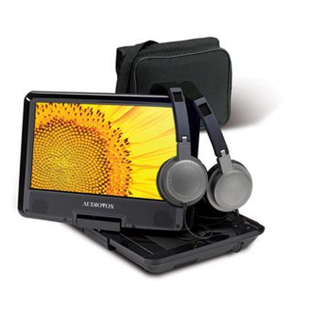 AudiovoDSTPK Portable LCD DVD Player Swivel Screen Aspect Ratio 9 - 641