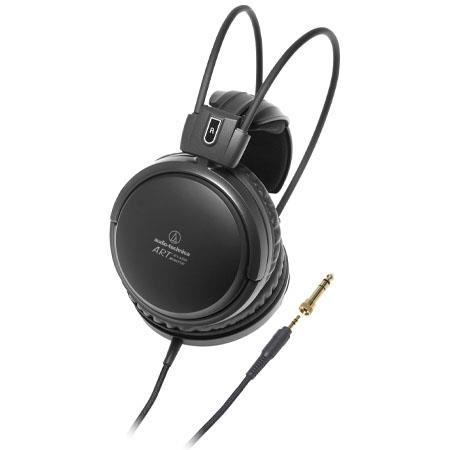 Audio Technica ATH AX Audiophile Closed Back Dynamic Headphones Frequency Response Hz 199 - 444