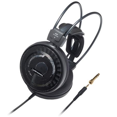 Audio Technica ATH ADX Audiophile Open Air Headphones Frequency Response Hz to kHz 135 - 107