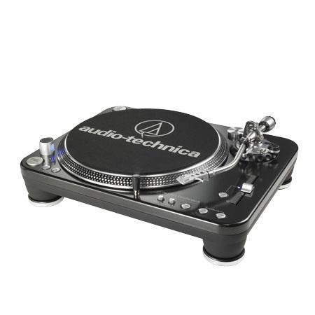 Audio Technica AT LP USB Professional DJ Direct Drive Turntable USB and Analog 74 - 563