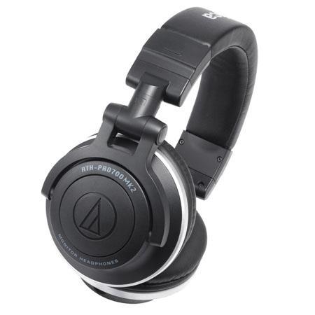 Audio Technica ATH PROMK Professional DJ Monitor Headphones Drivers and deg deg EarSwiveling Capabil 208 - 556