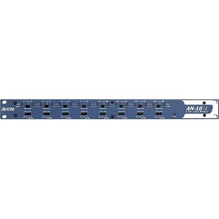 Aviom ANi Channel Input Module TRS Connectors 285 - 221
