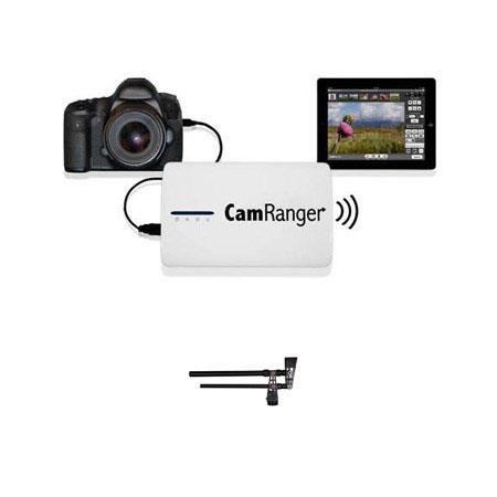Aviator C Travel Carbon Fiber Jib Kit Bundle CamRanger iOS Remote Nikon Canon DSLR Camera Controller 61 - 674