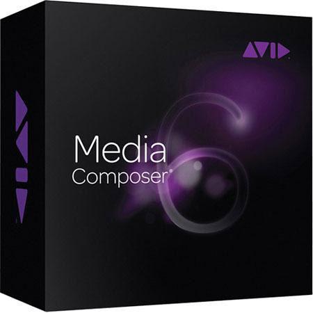 Avid Media Composer V Software Software Licensing forand Mac 242 - 603