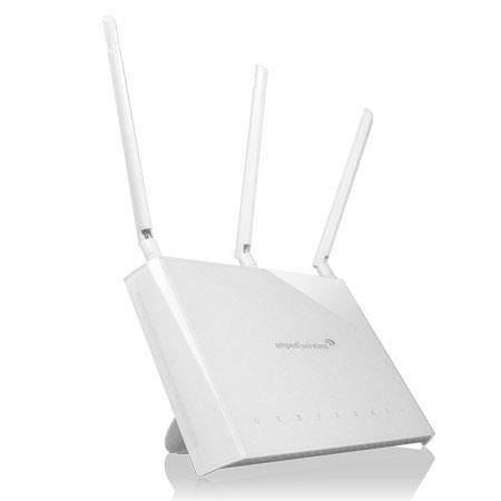 Amped Wireless WiFi mW DB Range Extender 62 - 631