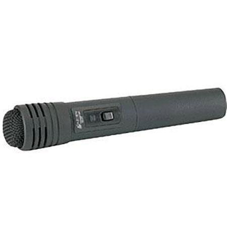 Azden HT Selectable Frequency Handheld Microphone Transmitter UPR Receiver 133 - 391
