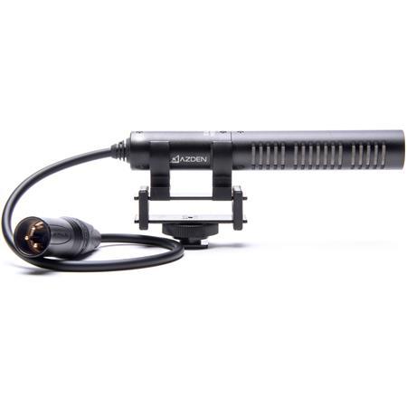 Azden SGM PDII Mini Shotgun Microphone Phantom Power and XLR Connection 5 - 399