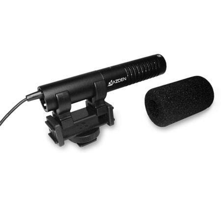 Azden SMX DSLR Stereo Directional Shotgun Microphone 137 - 707