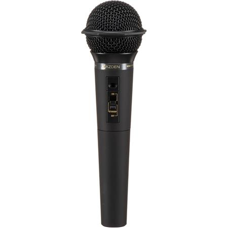 Azden WMT PRO Handheld Microphone Built Transmitter 111 - 212